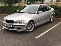 2001 BMW 330D M Sports. in Ramstein, Germany