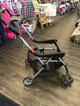 Snap n go stroller for car seat in Chicago, Illinois