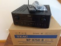 Teac NP-H750-B Network/USB DAC Integrated Amplifier and Receiver in Naperville, Illinois