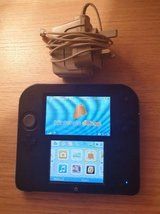 Nintendo 2DS with power cord in Fort Campbell, Kentucky