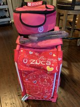 Like New Zuca Ice Skating Bag complete in Joliet, Illinois