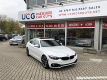 2020 BMW 4 Series 430i Gran Coupe 1754 miles!!! in Spangdahlem, Germany