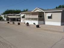 PRICE REDUCED!!!  Manufactured Home in White Sands Community on leased lot. in Alamogordo, New Mexico