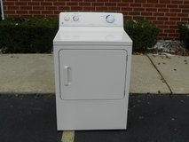GE Gas Dryer. 3 Yrs Old! Like New! in Joliet, Illinois