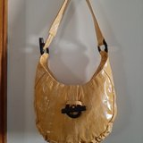 yellow purse new in Alamogordo, New Mexico