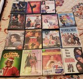 Selection of DVD films in Fort Campbell, Kentucky