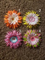 Medium Flower Clips in Bolingbrook, Illinois