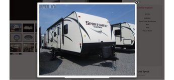 2017 RV for sale! in Dyess AFB, Texas