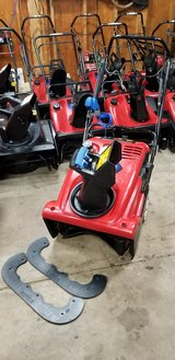 Toro power clear 621QZR single stage snowblower in Joliet, Illinois