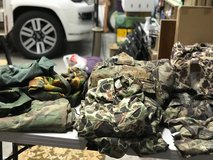 Bundle of hunting clothes all size XL in Kingwood, Texas
