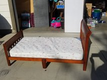 Toddler Bed w/ Mattress in Camp Pendleton, California