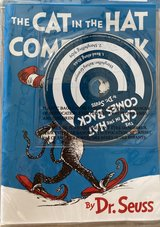 Cat in the Hat Comes Back Book & CD in Okinawa, Japan