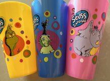 3 Dr. Seuss Cups NEW in Okinawa, Japan