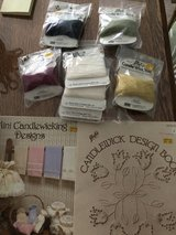 CANDLEWICKING BOOKLETS & YARN in Sugar Grove, Illinois