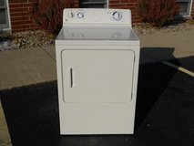 GE Gas Dryer. 3 Yrs Old. Like New! in Naperville, Illinois