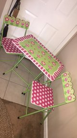 3pc girls table and chairs. in Naperville, Illinois