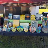 wood Burning and Photographic Crafts in Fort Polk, Louisiana