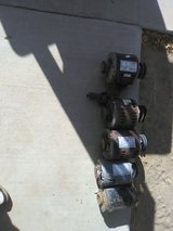 motors 1/3rd , 1/2 hp . and 3/4 in 29 Palms, California