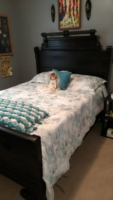 Antique beautiful bed in Fort Campbell, Kentucky