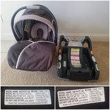 Chicco keyfit magic 30 infant carseat in Camp Pendleton, California