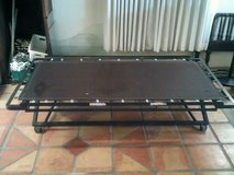 Twin fold away bed frame in Alamogordo, New Mexico