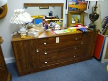 Long Dresser with Mirror in Chicago, Illinois