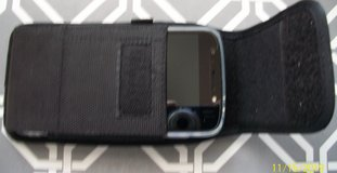 Rugged Nylon Holster Black Phone Holder Pouch in Yucca Valley, California