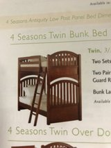 Bunk beds in Naperville, Illinois