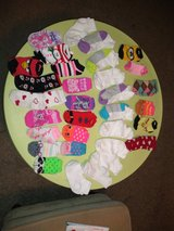 32 pair girls socks in Fort Campbell, Kentucky