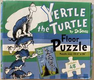 Yertle the Turtle Floor Puzzle Dr. Seuss in Okinawa, Japan