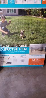 Dog exercise pen in 29 Palms, California