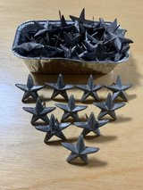 "(54)1 7/8"" cast iron star nails in Okinawa, Japan"