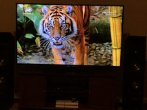 Samsung 58in Smart LED HDTV with stand in Fort Campbell, Kentucky