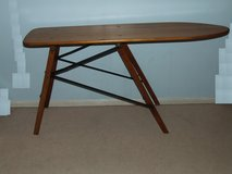 Vintage Wooden Ironing Board ~ Repurposed Furniture Accent Piece ~ in Naperville, Illinois