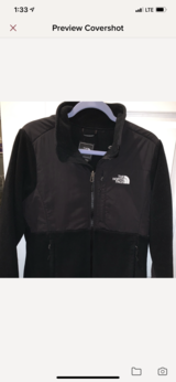 Northface Denali Fleece in Beaufort, South Carolina