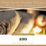 Gift of Massage in Alamogordo, New Mexico