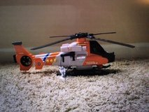 Tonka Coast Guard Helicopter in Chicago, Illinois