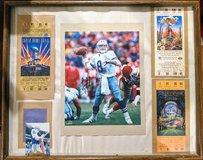 Authentic Autographed Troy Aikman Photo in Baytown, Texas
