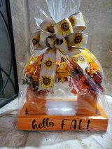 Fall Boxes / Hostess gift?????? in Cleveland, Texas