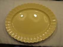 "BEAUTIFUL LARGE CERAMIC SERVING PLATTER - 18"" in Westmont, Illinois"