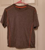 Boys Grey Tshirt with orange accents in Fort Campbell, Kentucky