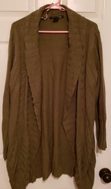 2xl Olive Green Cardigan in Fort Campbell, Kentucky