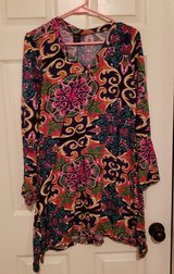 XL Multi-colored Tunic in Fort Campbell, Kentucky
