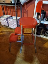 vintage kitchen stool in Fort Campbell, Kentucky