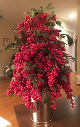 Faux Berry Bush in Naperville, Illinois