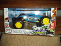 Maisto Rock Crawler Extreme remote control car in Okinawa, Japan