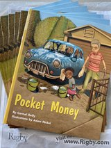NIP Rigby PM Flying Colors: Leveled Reader Package Level L Pocket Money in Okinawa, Japan