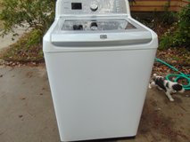 "MAYTAG ""Bravos XL"" WASHER in Cherry Point, North Carolina"