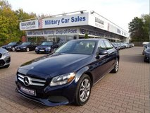 2016 Mercedes C300 4Matic in Spangdahlem, Germany