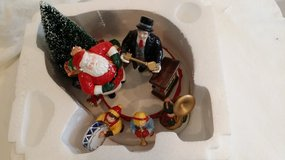 Dept. 56 - Santa Comes To Town, 1997 in Westmont, Illinois
